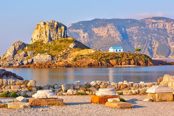A superb cruise (Northern Dodecanese islands)