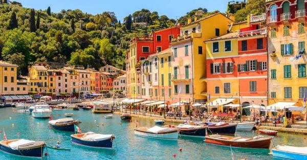 Exploring the treasures of the Riviera    (French Riviera-Portofino)